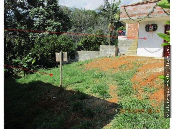 CASA, LOTE VERGEL ZONA DE (EXPANSIÓN URBANA) 840M²