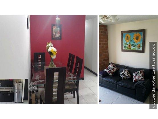 APARTAMENTO EN VENTA, ITAGUI 58 m² Piso 15