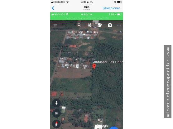 Terreno en La Garita, Alajuela