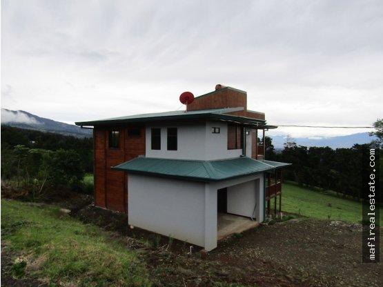 Casa de Montaña, Poás, Alajuela, Costa Rica