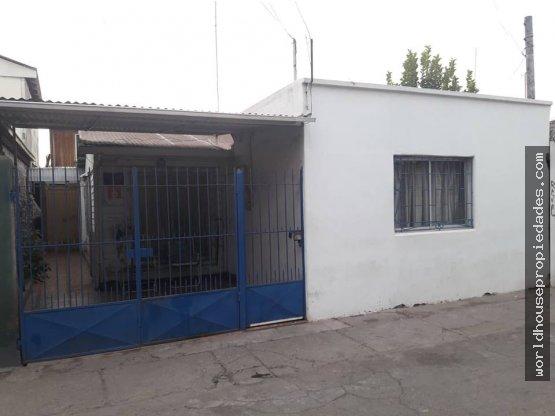 Casa en Cerro Navia, 162 m2 de terreno