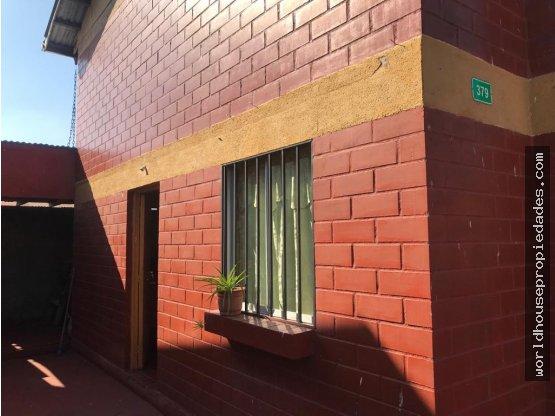Casa en Talagante, 2do piso (venta)
