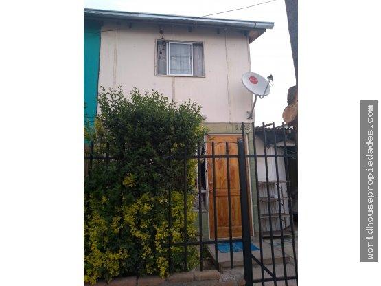 Linda casa 2 pisos en villa florencia II