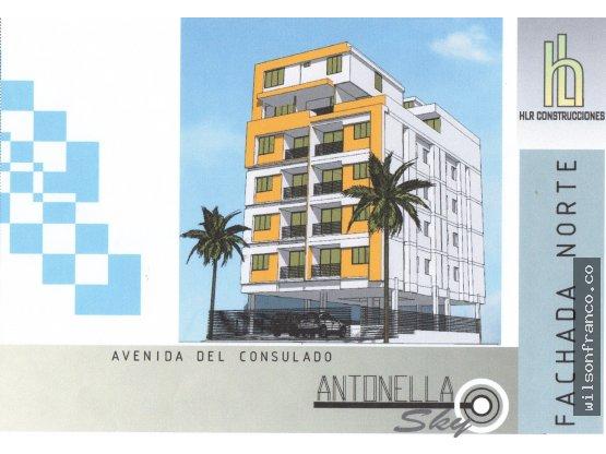 Proyecto ANTONELLA SKY