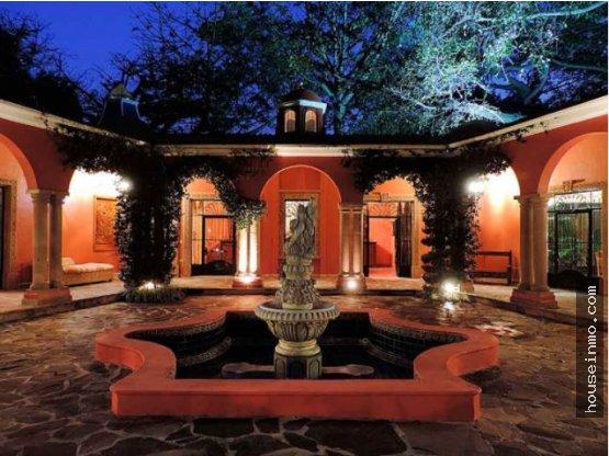 Hacienda estilo mexicano solo para conocedores