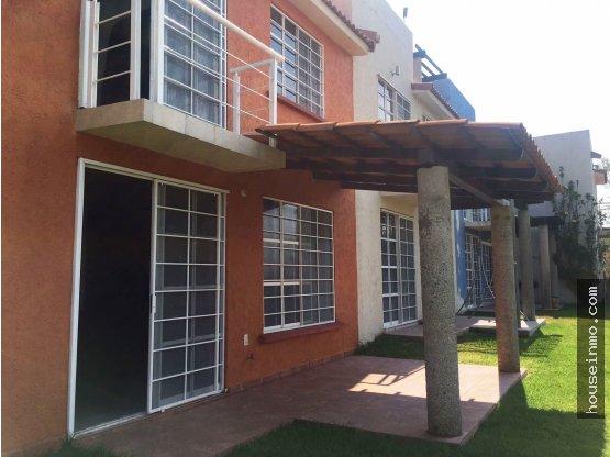 Casa en el Chante, coto, Alberca