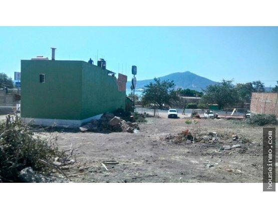 Terreno pie de carretera, San Juan Cosala