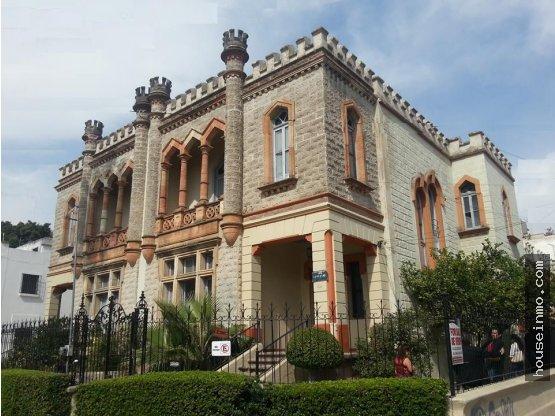 Castillo historico en excelente ubicacion.