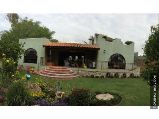 Casa en Venta.Canacinta, Ajijic,  Terraza,Jardin
