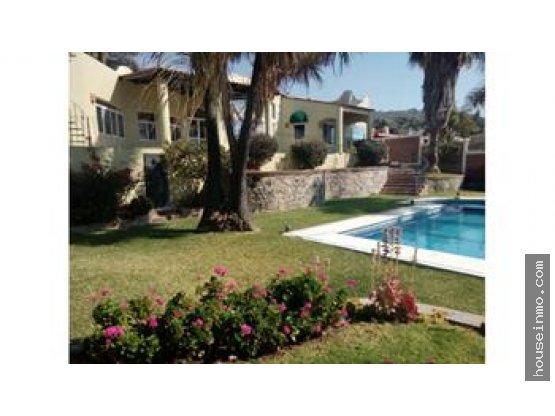 Casa en Venta en Raquet club, alberca, San juan C