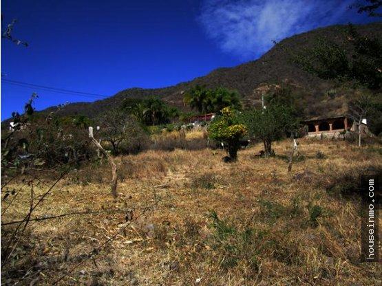 Venta de Terreno en San juan cosala