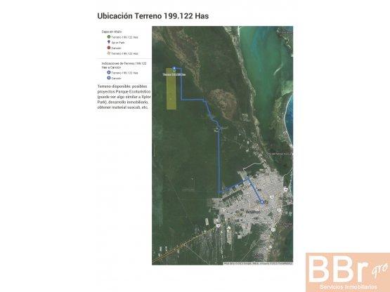 Terreno en venta en Cancun, inversionistas