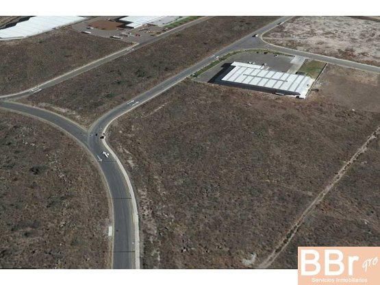 Terreno industrial en venta en Parque Industrial