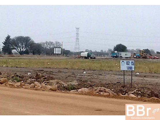 preventa de terrenos industrial Aeropuerto Quereta