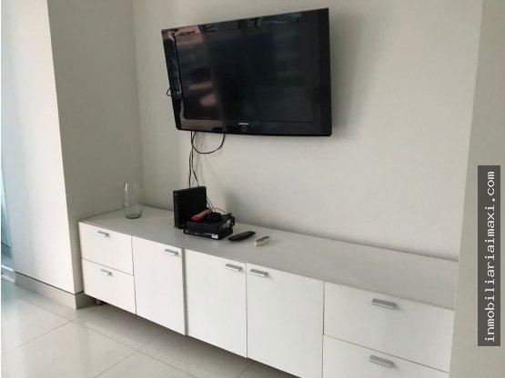Apartamento Bocagrande Amoblado