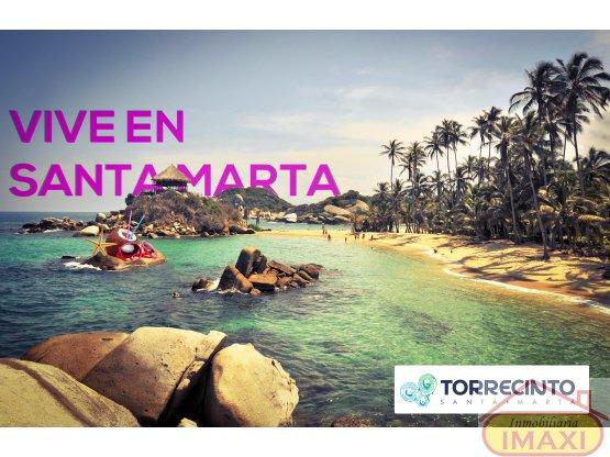 """SANTA MARTA  proyecto """"TORRECINTO"""""""