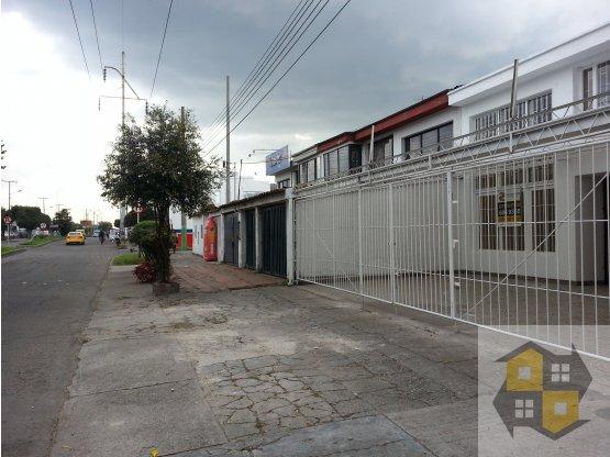 RENTO CASA COMERCIAL EN MORATO Cra. 70 Cll. 103