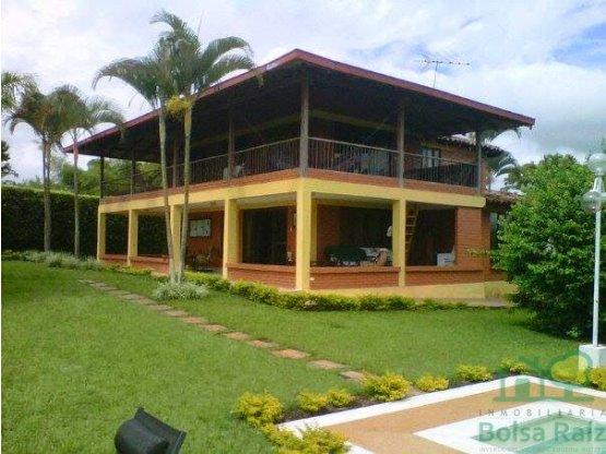 Se Vende Hermosa Casa Campestre
