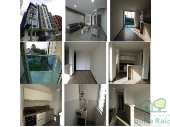 Se vende Apartamento Álamos sexto piso