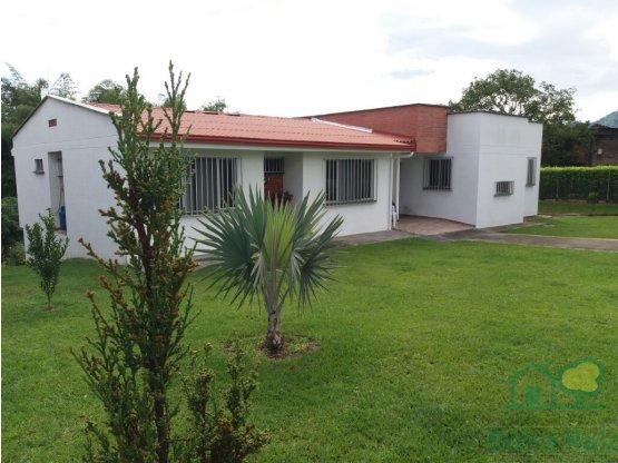 Vendo Casa Campestre Combia Pereira