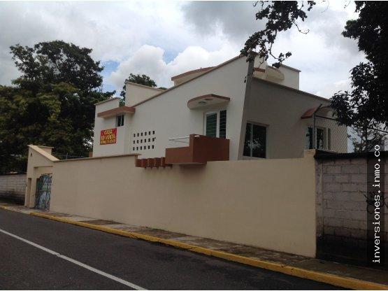 Casa en Barrio Nuevo, Orizaba Ver. - INVERSIONES INMOBILIARIAS
