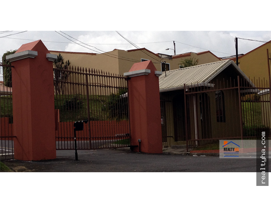 Casas En Condominio En Curridabat (LP2)