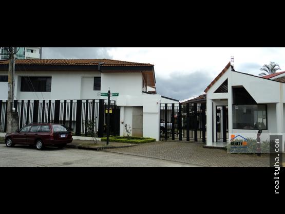 Casa En Condominio  En Sabana  (AL)