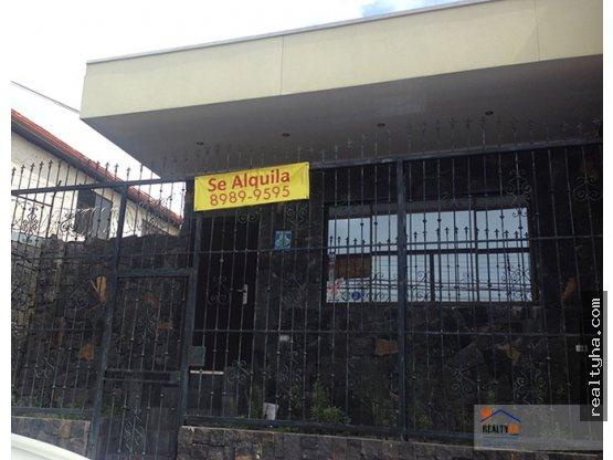 Casa en San Francisco de Dos Rios (LP1)
