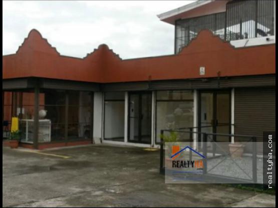 Locales Comerciales en Alquiler, Zapote (AL)
