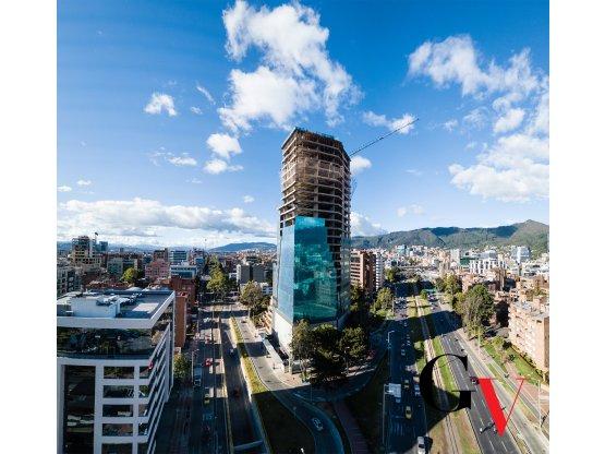 Proyecto de Oficinas en Venta en Chicó