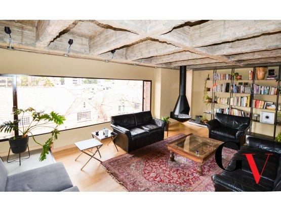Apartamento amoblado en Quinta Camacho