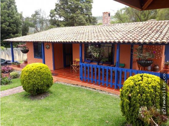 Venta Casa Campestre - Suesca