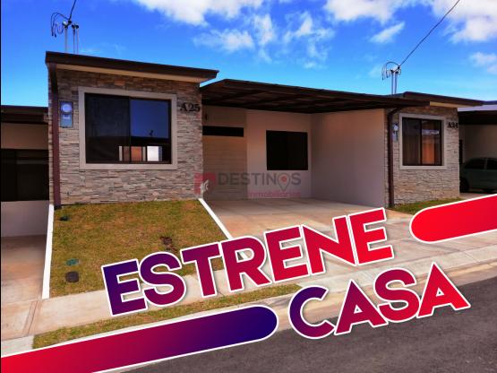 Alquiler de casa en Tres Ríos - NUEVA !!
