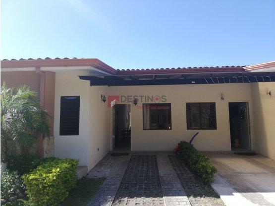 Alquiler de Casa en Alajuela-Amueblada CONCASA