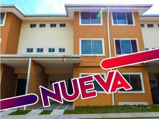 Casa en SABANILLA - Seguridad 24/7  - NUEVA !