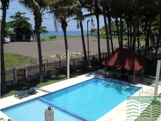 Casa de Playa en Monterrico en VENTA