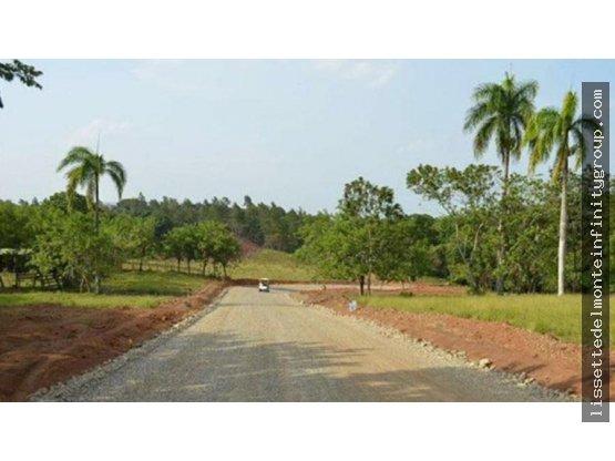 Proyecto de fincas en Jarabacoa