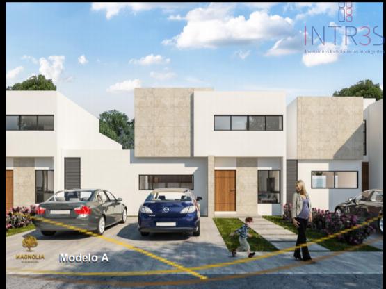 Casas de 2 a 4 recámaras en Magnolia Residencial