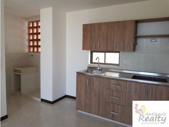 Apartamento Nuevo Renta Santa Fe de Antioquia