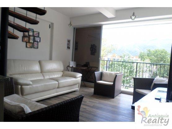 Apartamento en Renta, Sta. Lucia, en Santa Fe