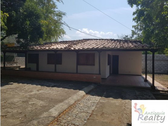 Casa en Renta en Santa Fe de Antioquia