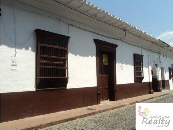 Casa Colonial Centro de Santa Fe de Antioquia