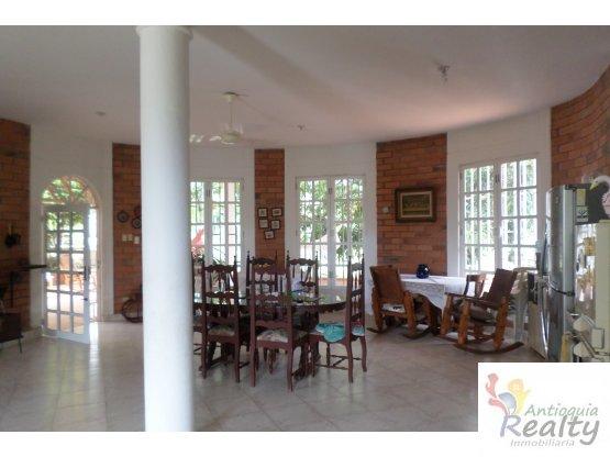 Casa campestre Urbana