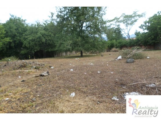 Lote Venta Llano de Bolivar, Santa Fe Antioquia