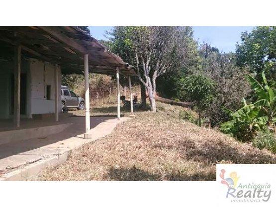 Casa Lote CATIVO Santa Fe de Antioquia