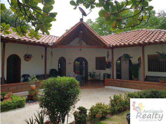 Casa Campestre Zona Urbana Santa Fe de Antioquia