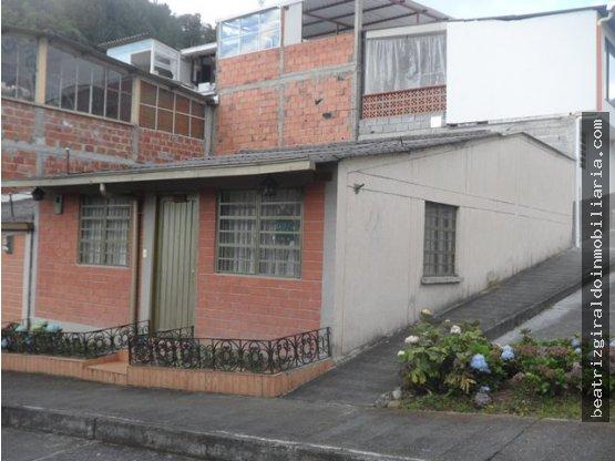 CASA EN VENTA, LA CUMBRE, MANIZALES