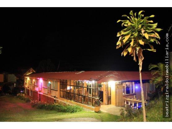 ECO-HOTEL PARA LA VENTA, MANIZALES