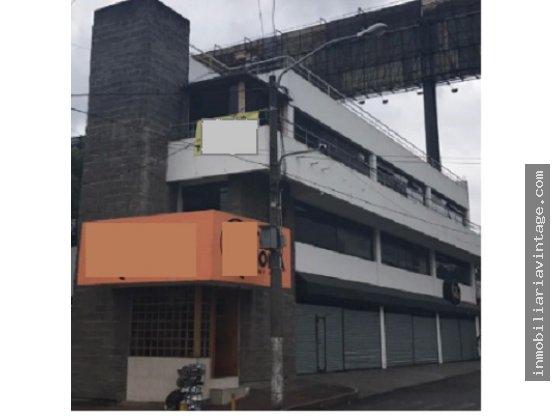 En alquiler edificio de 3  niveles