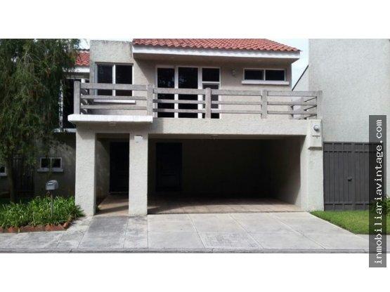 Se rentan casas Condominio  Villas del Campo CES